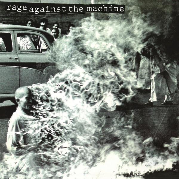 Rage Against The Machine – Rage Against The Machine