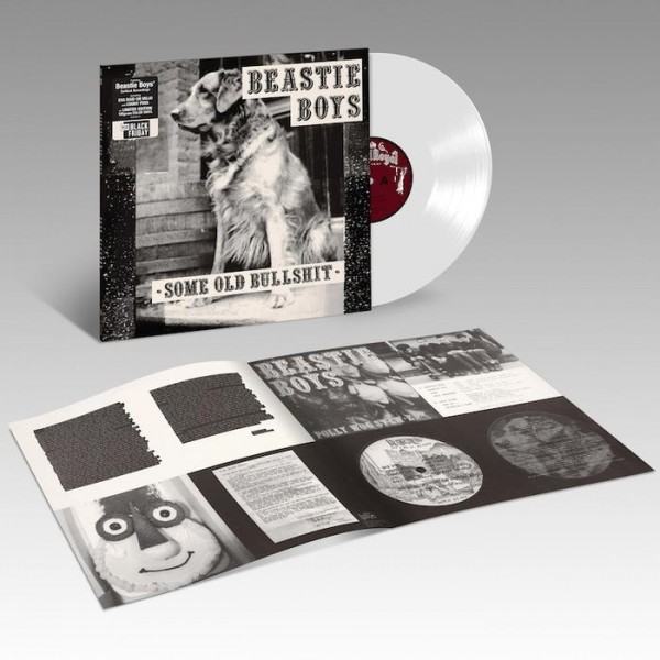 Beastie Boys – Some Old Bullshit (Colored Limited)
