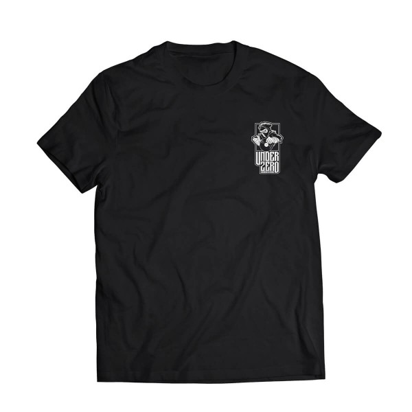 Underzero X Dienasty - Original Black T-Shirt