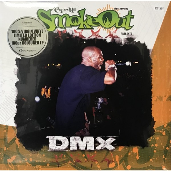 DMX – The Smoke Out Festival Presents (Limited)