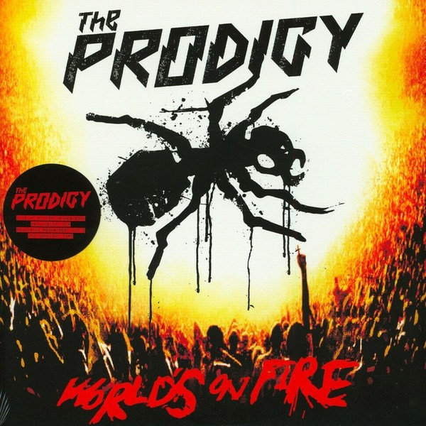 The Prodigy – Live - World's On Fire