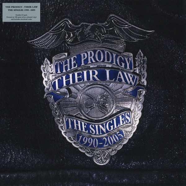 The Prodigy – Their Law - The Singles (Coloured)