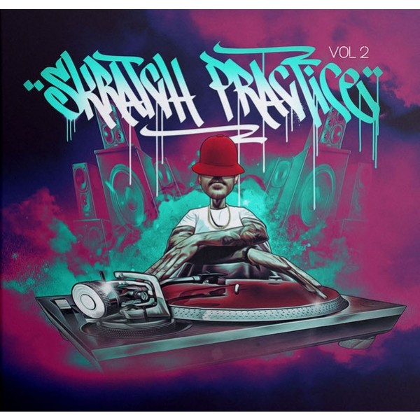 DJ T-Kut – Skratch Practice Vol.2 (colored)