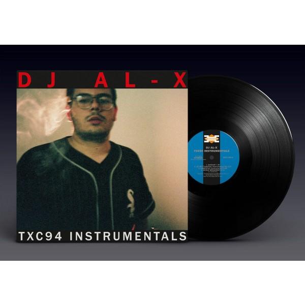 Dj ALX from Terror X Crew - TXC94 Instrumentals