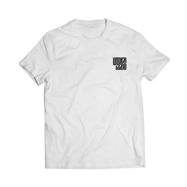 Underzero X Dienasty - White Ronin T-Shirt