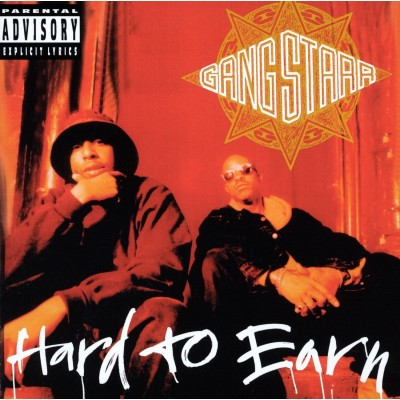 Gang Starr ‎– Hard To Earn