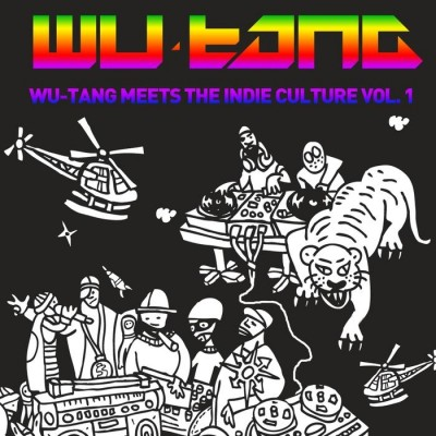 Wu-Tang – Wu-Tang Meets The Indie Culture Vol. 1 (Coloured)