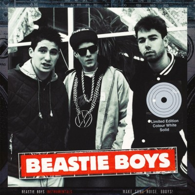 Beastie Boys – Beastie Boys Instrumentals / Acapellas- Make Some Noise, Bboys! (Limited / colored)