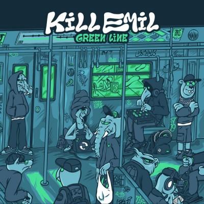 Kill Emil – Green Line (Colored)