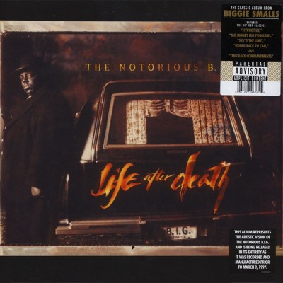 The Notorious B.I.G. ‎| Biggie – Life After Death