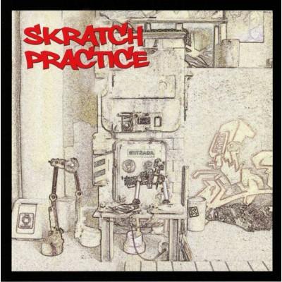 DJ T-Kut – Skratch Practice Vol. 1