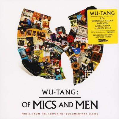 Wu-Tang Clan - Of Mics and Men (Yellow Vinyl + stickers)