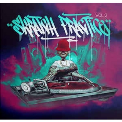 DJ T-Kut – Skratch Practice Vol 2 (Colored)