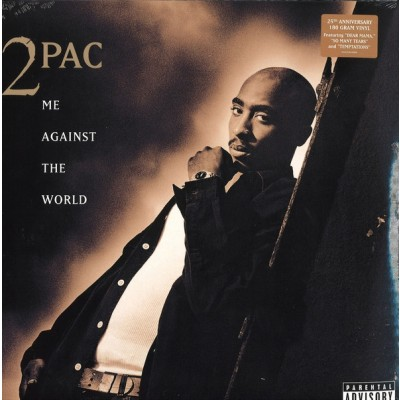 2Pac ‎– Me Against The World (25th Anniversary)