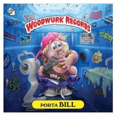 DJ Woody – Porta Bill (Colored)