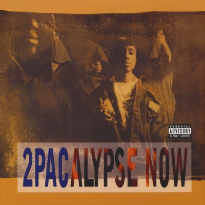 2Pac ‎– 2Pacalypse Now