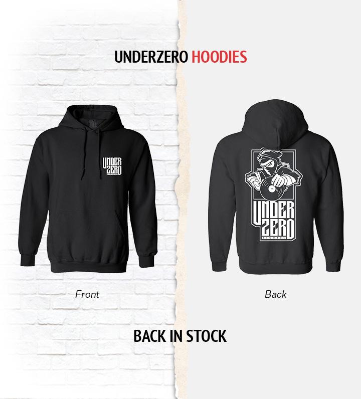 underzero hoodies