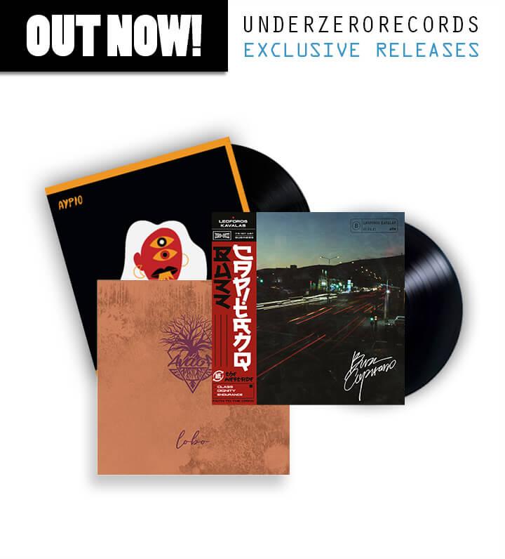 Underzero records exclusive releases